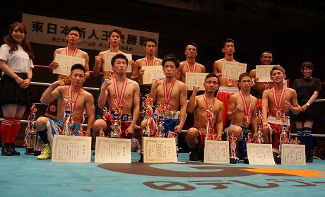 記事:12.23全日本新人王決定戦 フェザー級はMVP対決の参考画像