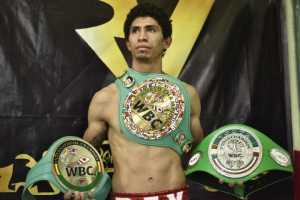 WBC世界スーパーバンタム級タイトルマッチ ポスター画像01