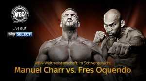 WBA世界ヘビー級タイトルマッチ ポスター画像01