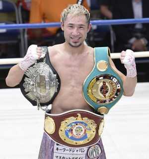 吉野修一郎がライト級3冠守る 日本王座はV6  元S・ライト級王者の細川バレンを寄せ付けず