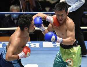 内藤律樹が9回TKO勝ち OPBF・S・ライト級V4  希望は海外…だけど国内強豪対決もOK!