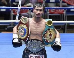 12月の月間MVPは福永亮次 S・フライ級3冠獲得  敢闘賞は日本ミニマム級新王者の谷口将隆