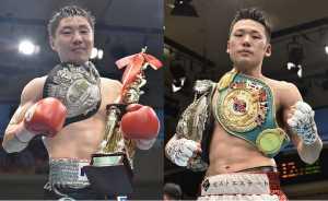 S・ウェルター級の松永宏信&ミドル級の竹迫司登  中量級の日本王者2人が新鋭と相次いで防衛戦