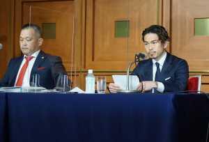 井岡一翔陣営 ドーピング事件でJBC役員は退任を 日本プロボクシング協会に上申書