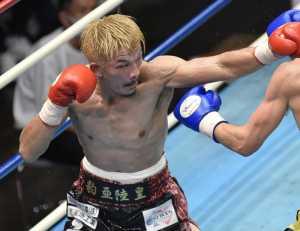尾川堅一 IBF・S・フェザー級王座決定戦は8.20ドバイに決定