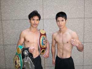 あすS・フライ級アジア3冠戦 福永亮次の強打爆発か、ホープ梶颯が一気に成り上がるか