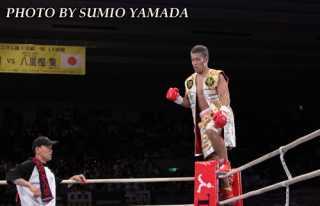 藤本 京太郎(角海老宝石) vsクラレンス・ティルマン(米)