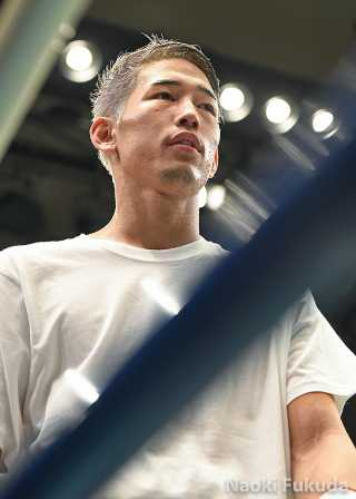 住田 愛斗(角海老宝石) vs今川 未来(木更津GB) Photo by 福田直樹