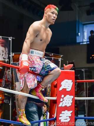 藤本京太郎(角海老宝石) VS スタット・カラレック(タイ王国)